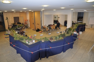 Ausstellung in Zolling 2013
