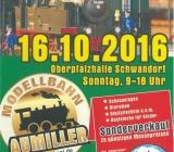 Plakat für Gästebuch Schwandorf