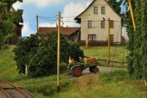 Hallertauer Bauernhof von Manfred