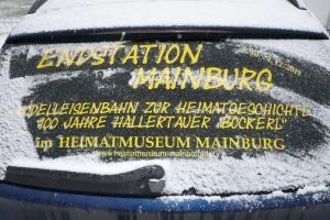Ausstellung zur Heimatgeschichte in Mainburg 2011