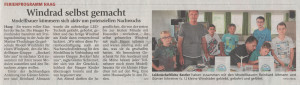 Freisinger Tagblatt 3. Sept. 2013