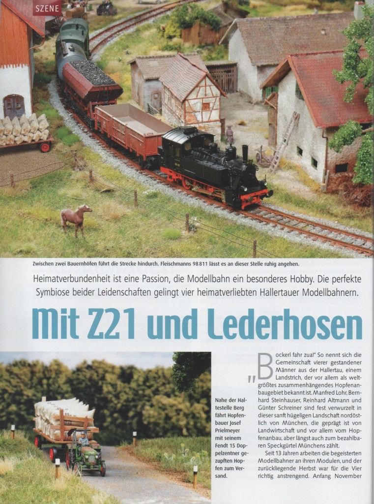 Modelleisenbahner 002